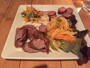 Thai Sausage Duo - Port of Siam