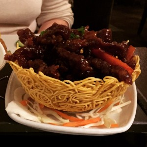 Shredded chilli beef - Nanyang