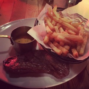Steak Frites - Steak Edinburgh