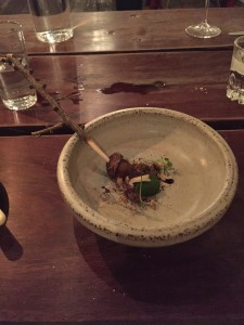 Duck heart - Timberyard