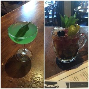 Cocktails - Paradise Palms