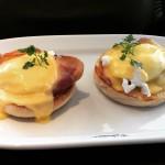 Eggs benedict - Malmaison