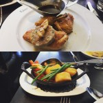Roast chicken - Malmaison
