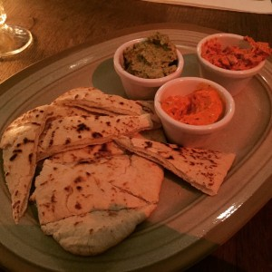 Pitta & dips -Under the Stairs