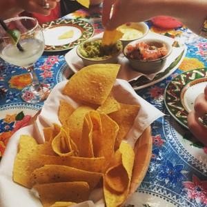 Trio of dips - Miros Cantina Mexicana