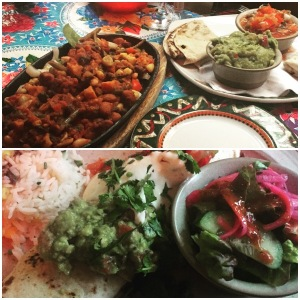 Fajita and tacos - Miros Cantina Mexicana
