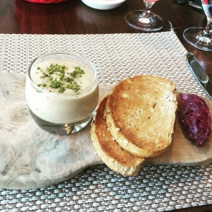 Chicken liver pate - One Square