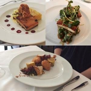 Pork, tofu, fish - Anfora