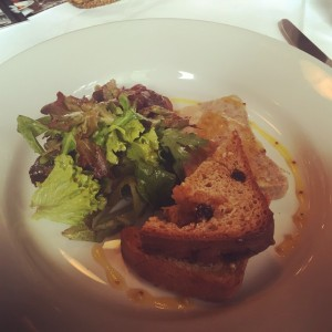 Pork rillette - Cafe St Honore