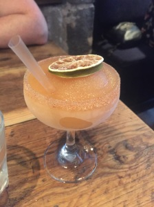 Apple and apricot margarita - El Cartel