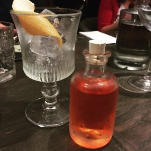 Bottled cocktail - Rick's