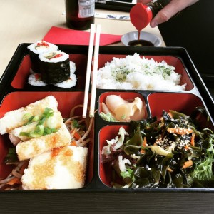 Another bento box - Bonsai