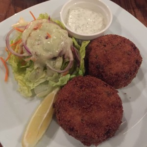 Fish cakes - Whighams