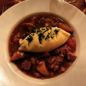 Lamb casserole - Howies