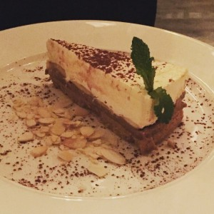 Banoffee pie - Howies