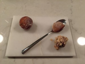 Petit Fours - The Table