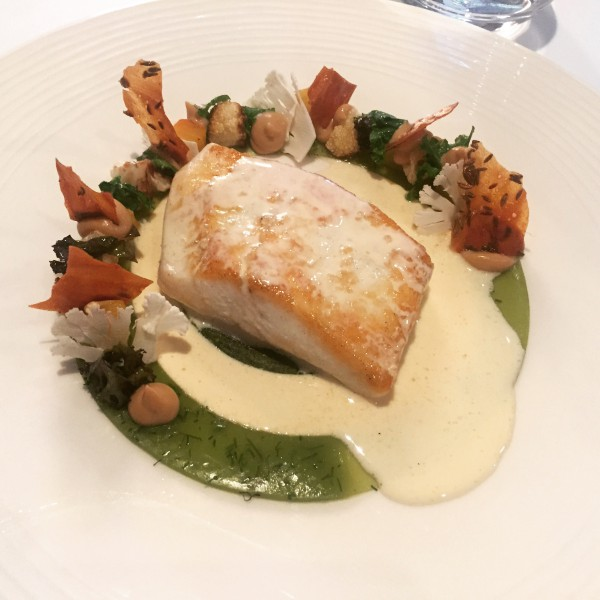Halibut - Mark Greenaway