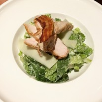Chicken Caesar Salad - Copper Blossom
