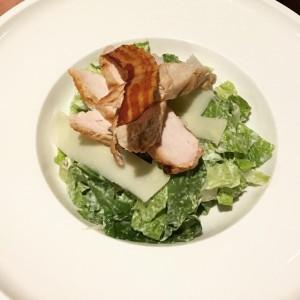 Chicken Caesar Salad - Copper Blossom