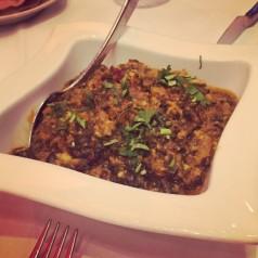 Paneer curry - Voujon