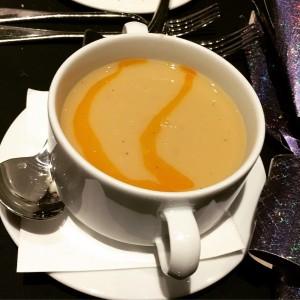 Honey Roasted Parsnip Soup - Elliot's (Apex)
