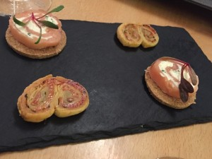 Canapes - Bistro Provence