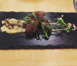 Pigeon breast - Bistro Provence