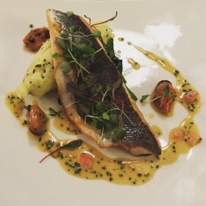 Seabass - Bistro Provence