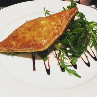 Wild mushroom pithiver - The Observatory