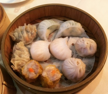Dim Sum Platter - Imperial Palace