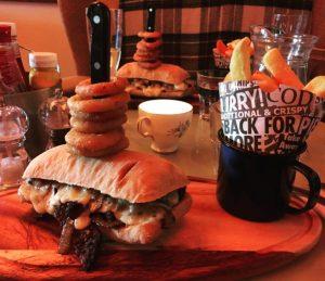 Steak Sandwich - Mad Hatter