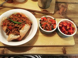 Bunny Chow - Knights Kitchen
