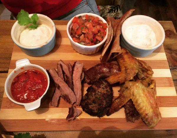 Masai Mara Meat Knights Kitchen Edinburgh Feasts