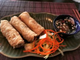 Fried Spring Rolls - Vietnam House