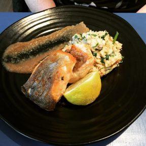 Shetland Salmon - Kilted Lobster