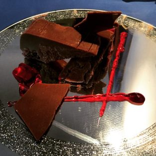 Chocolate and cherry terrine - Kilted Lobster