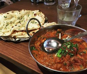 Chicken Balti - Passage to India