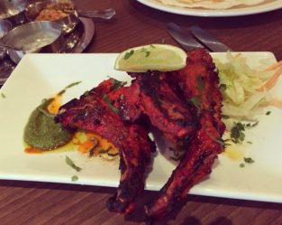 Lamb Chops - Passage to India