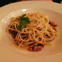 Spaghetti Carbonara - Gusto