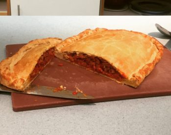Empanada - Edinburgh New Town Cookery School