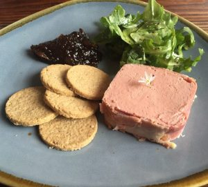Chicken liver pate - Southpour