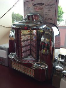 Jukebox - Ed's Easy Diner