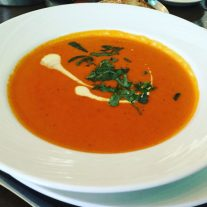 Tomato Soup - Turquoise Thistle