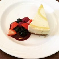 Lemon Cheesecake - Turquoise Thistle