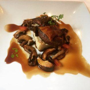 Pigeon Breast - Stockbridge Restaurant