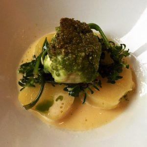 Monkfish - Edinburgh Food Studio