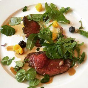 Sika Deer - Edinburgh Food Studio