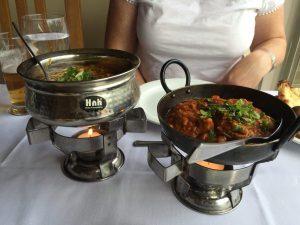 Curries - The Raj Restaurant