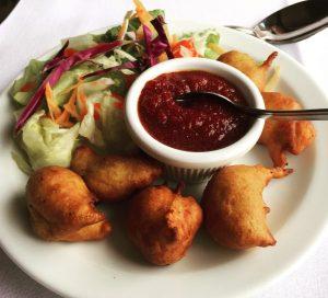Flour Balls - The Raj Restaurant