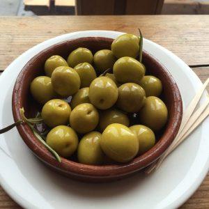 Olives - Serrano Manchego